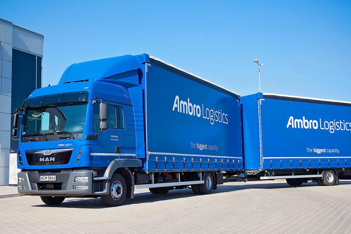 Ambro Express Sp. z o.o. – Nowy przewoźnik w naszej ofercie